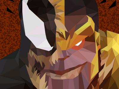 Venom Thanos