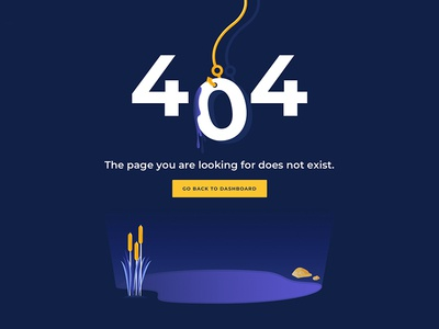 Cyber security - 404 page