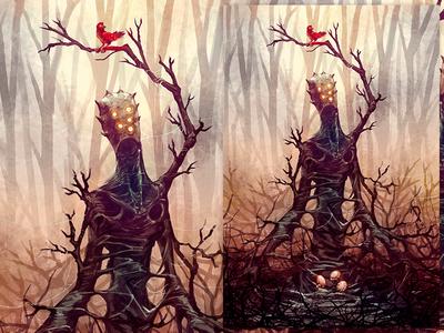 Sentient Tree