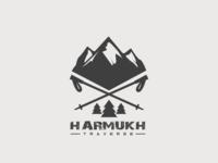 Day 8 Ski Mountain Logo