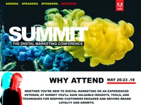 Adobe Summit Poster
