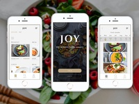 Joy Food Application