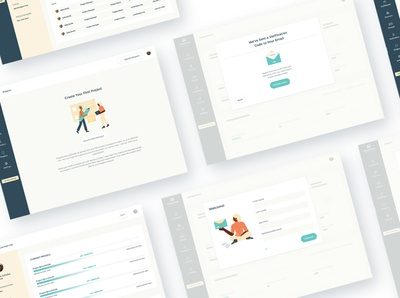 Insights Analytics Platform - Onboarding Made Simple. non profit web app design web app sketch email welcome screen dasboard finance web ux onboarding illustration onboarding ui onboarding walkthrough fintech uiux ui figma design system illustration