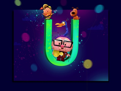 U for Up