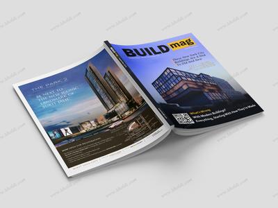 Architectural Magazine Concept