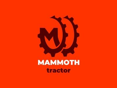heavy equipment dealer logo