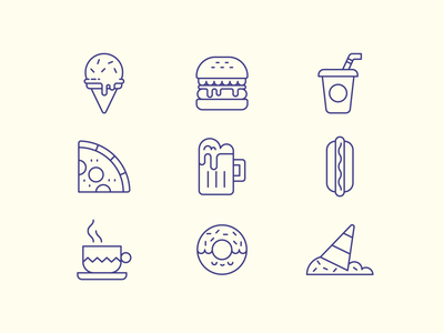 Burger Vector Logo Designs Themes Templates And Downloadable Graphic Elements On Dribbble