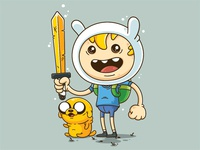 Adventure Time!
