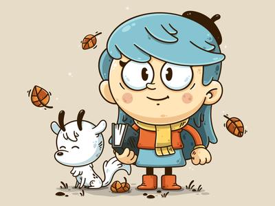 Hilda and Twig
