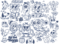 Doodles - All the things!