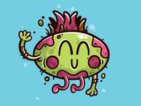 Happy spore