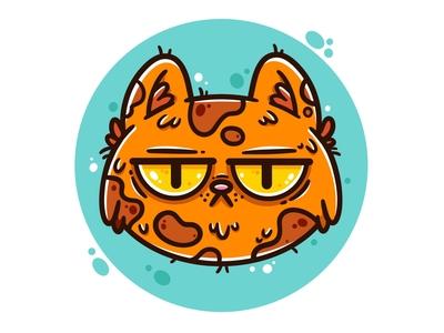 Grump cat!