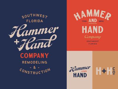 Hammer + Hand