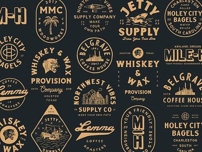 2019 lettering badge font illustration logo branding hand lettering vintage typography hand drawn