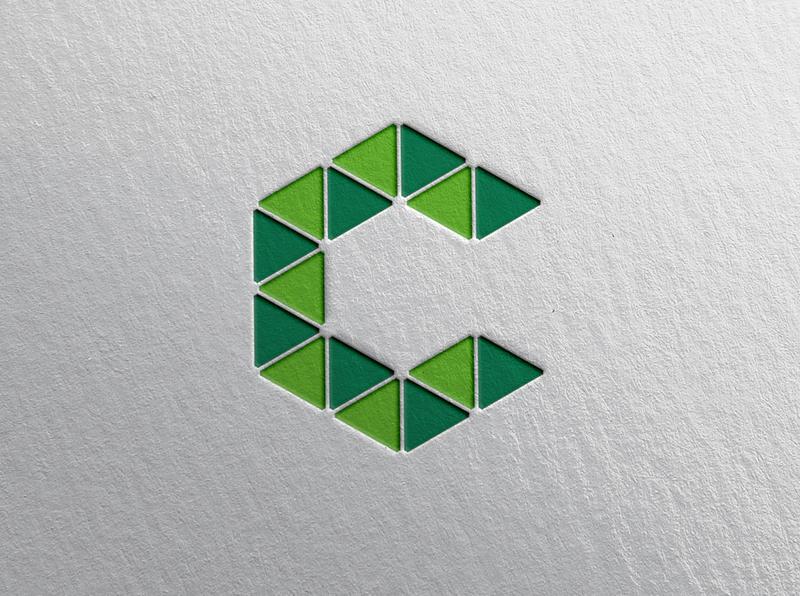 Carpathian Energy logo design