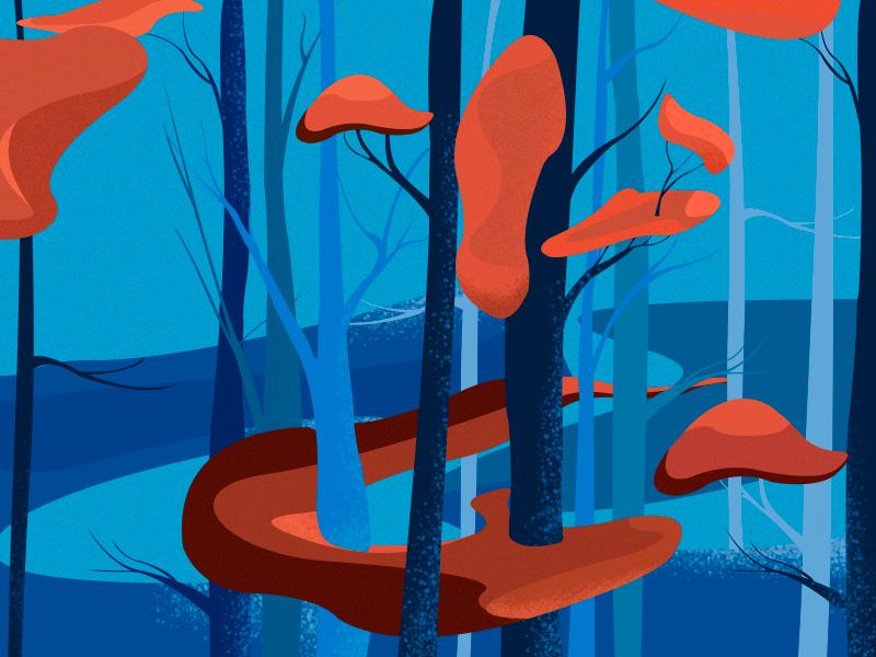 Concept illustration 3 background design design vector illustration