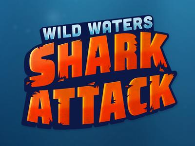 Wild Waters: Shark Attack Branding