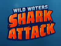 Wild Waters: Shark Attack Branding