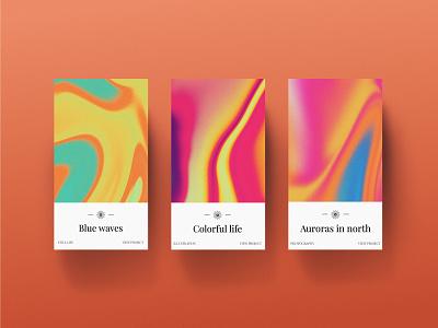 Interactive card design illustration branding inteface ui web design website webflow brand design interactive design design