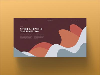 Interactive website — Webflow website typography brand design webflow ui web design interactive design inteface illustration design