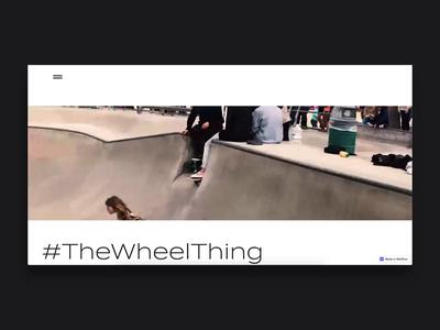 #TheWheelThing