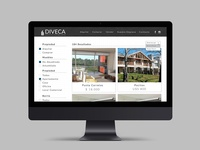 Website - Diveca Real State
