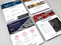 Website - Gravitas,  Business Coaching