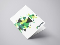 Business Folder Design - Gravitas, Business Coaching