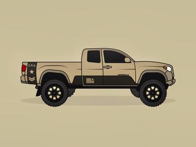 Tacoma Truck