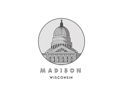 Madison Badge