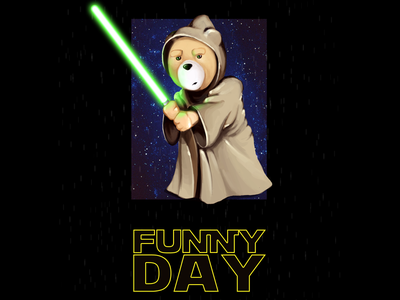 FunnyDay StarWars adon funnyday starwars