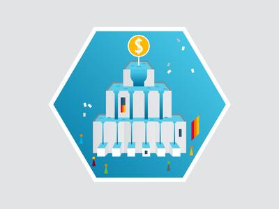 Illustrations for Smart Governance governance smart vector money transfer yellowtoo money