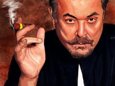 Mahmoud Abd Alaziz Digital Painting