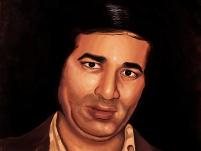 saeed Saleh Digital painting