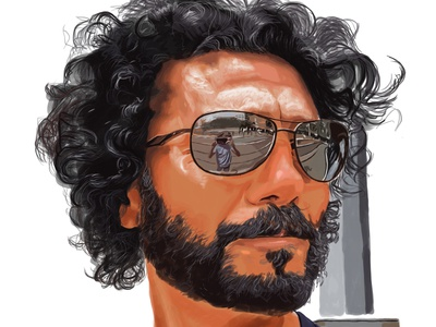 khalid Elnabawy digital painting