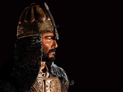 Khalid alnabwy Digital Painting