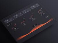 Dashboard statistics