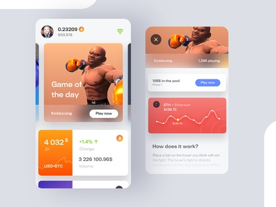 Cryptobets - mobile