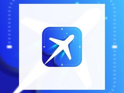 App icon - Flight management