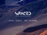 #SPACEDchallenge - 1st idea