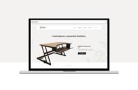 Furniture Store - Landing Page