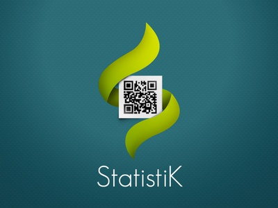 Logo Statistik qr logo