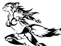 Shemale Furry Tribal