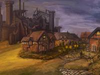sunset village