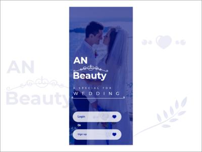 Beauty Wedding wedding invitation wedding