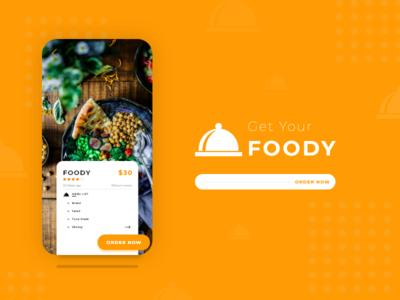 Foody ux principles illustration ux ui
