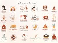 Bohema boutique logos