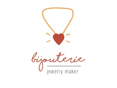Bohemian logo for jewelry maker