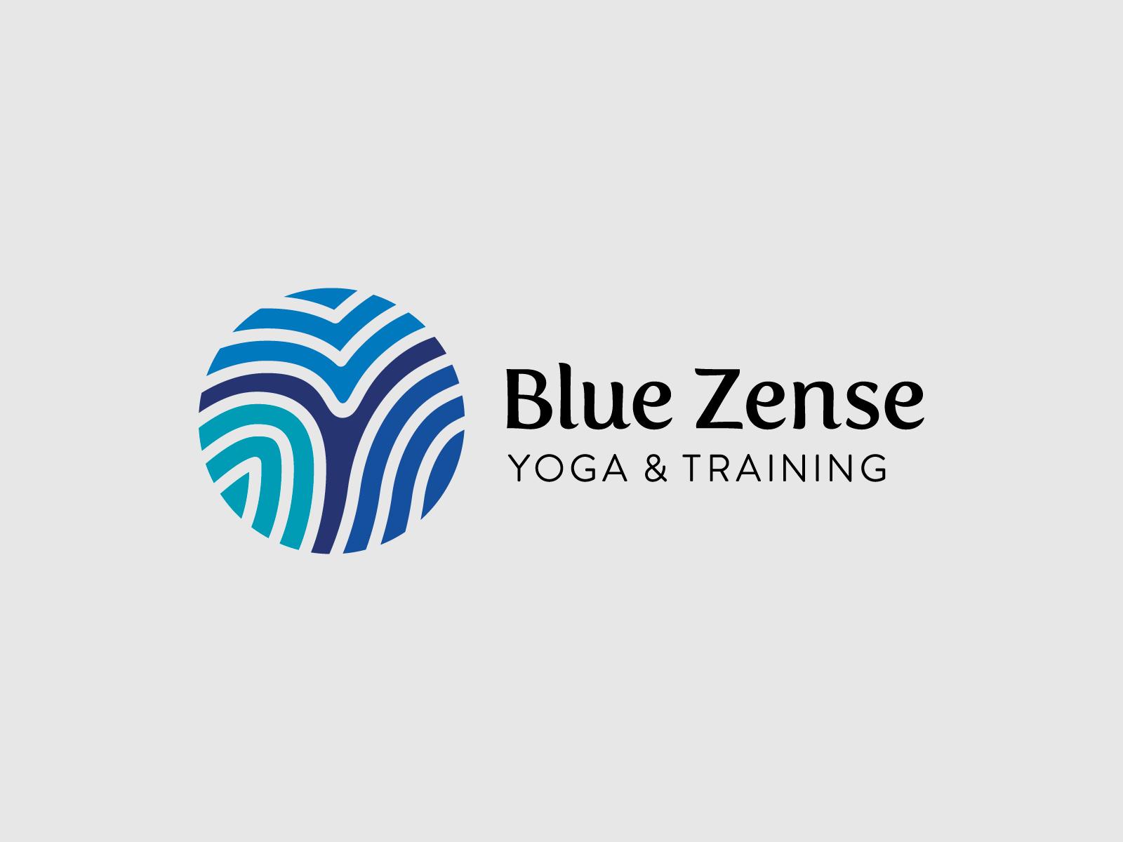 Blue Zense logo