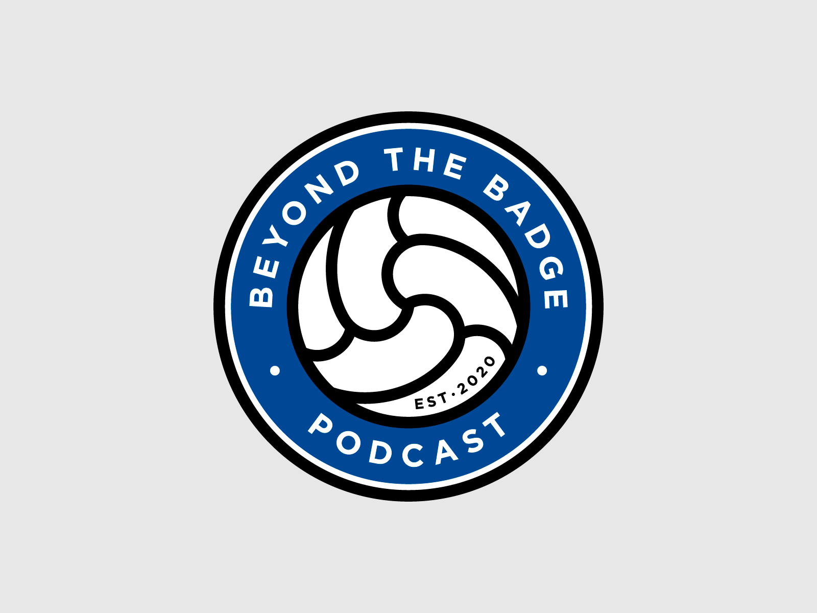Beyond the Badge Podcast logo